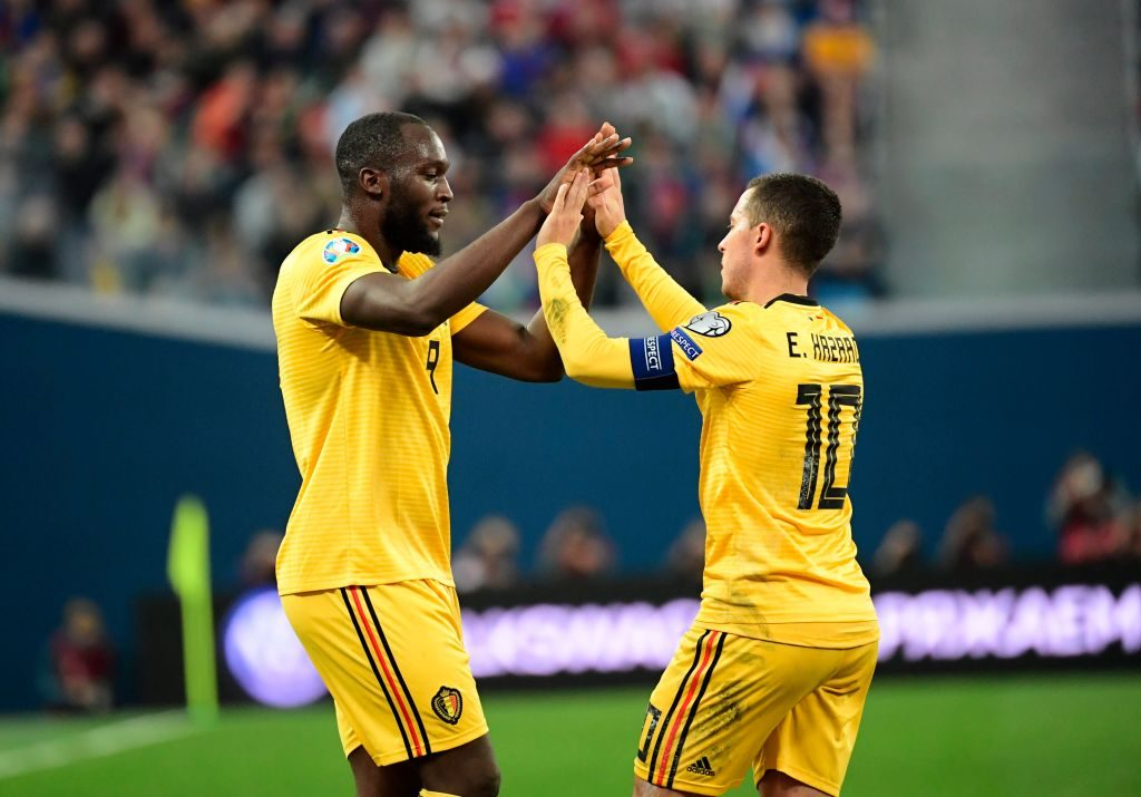 Belgian shower. Eden Hazard spoiled the mood of the Russian national team in the European qualifiers again
