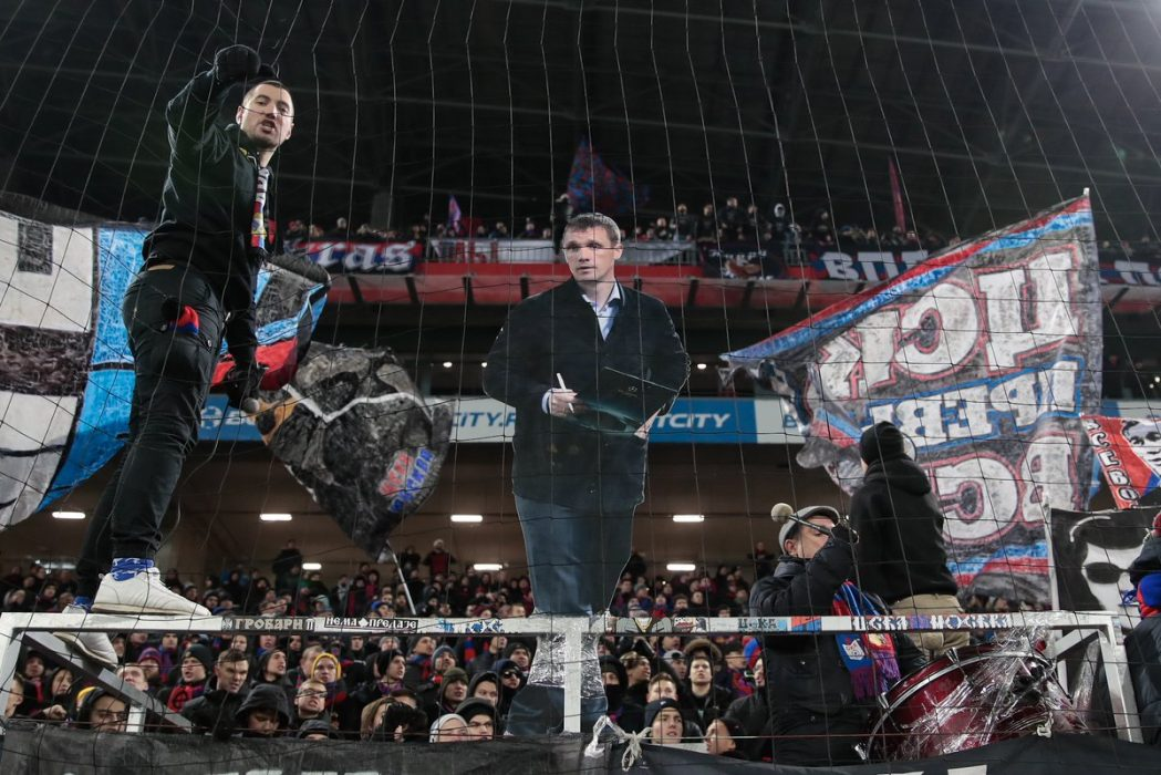 Victory without a head coach. CSKA beat Wings of the Soviets without Viktor Goncharenko